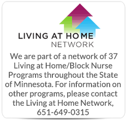 Living At Home Network 651-649-0315